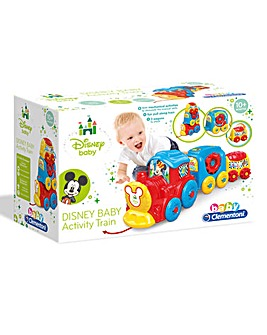Disney Baby Activity Train