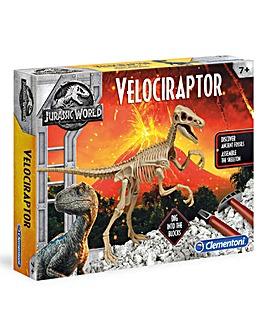 Clementoni Jurassic World - Velociraptor