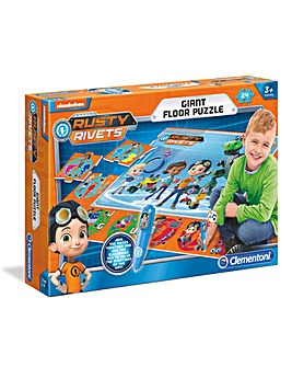 Giant Floor Puzzle - Rusty Rivets