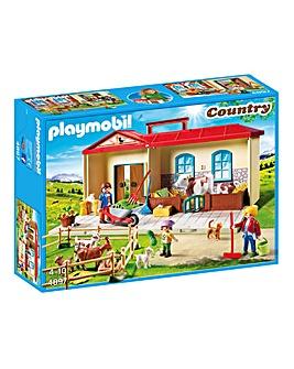 Playmobil Country Take Along Farm