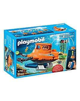 Playmobil Sports & Action Submarine
