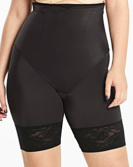 Maidenform Curvy BlackThigh Slimmer