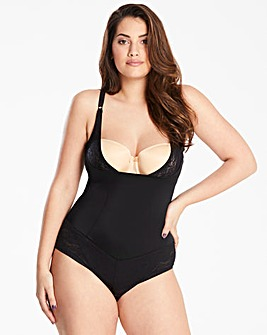 Maidenform Curvy Firm Foundation WYOB Black Bodyshaper