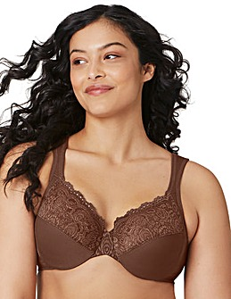 Glamorise 1240 Back Close Wonderwire Bra