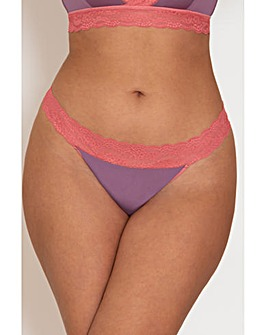 Curvy kate Twice The Fun Reversible Thong