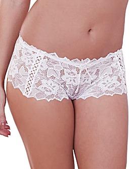Lepel Fiore White Shorts