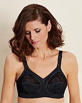 PRESS Triumph Doreen Non Wired Black Bra