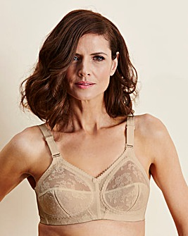 PRESS Triumph Doreen Non Wired Skintone Bra