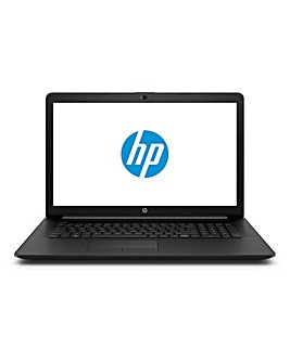 HP 17.3in AMD 4GB 1TB Laptop 17-ca0003na