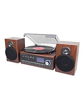 Steepletone 5in1 Bluetooth Music System