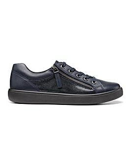 Hotter Chase Extra Wide Deck Shoe
