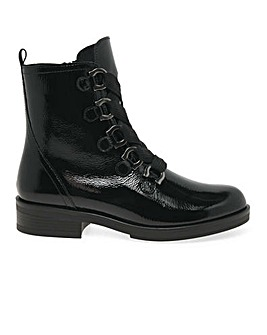 Gabor Halkirk Standard Fit Lace Up Boots
