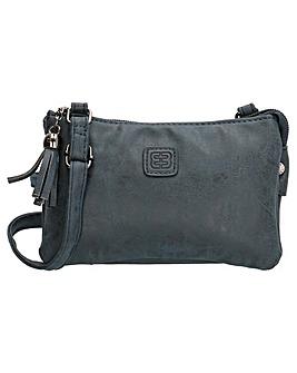 Enrico Benetti Ardeche Small Clutch Faux Leather Shoulderbag