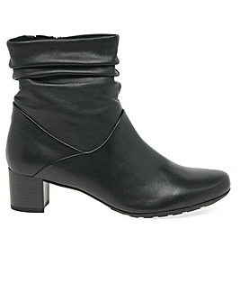 Gabor Kingston Widee Fit Ankle Boots