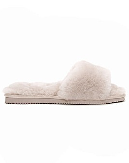 Daniel Statter Sheepskin Slippers