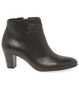 Gabor Matlock Wider Fit Ankle Boots