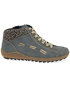 Rieker Joely Womens Standard Fit Boots