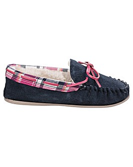 Cotswold Kilkenny Slip on Moccasin Slipper