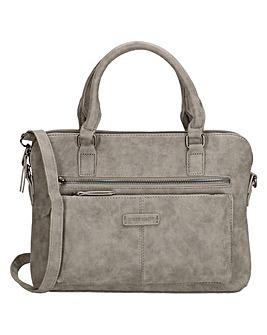 Enrico Benetti Noumea 2 Handle Faux Leather Tablet Workbag