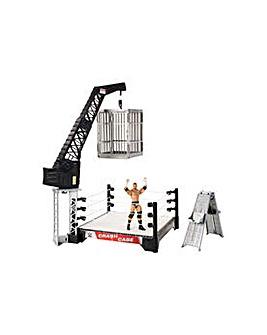 WWE Crash Cage Playset & Triple H Figure