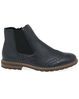 Rieker Lennon Standard Fit Chelsea Boots