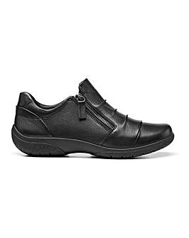 Hotter Alder Zip Fastening Shoe