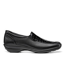 Hotter Calypso II Wide Fit Slip-on Shoe