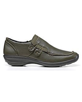 Hotter Linden Standard Touch & Close Shoe