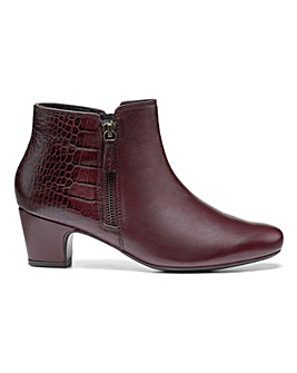 Hotter Delight II Wide Fit Boot