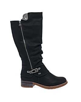 Rieker Fresco Standard Fit High Boots