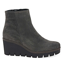 Gabor Utopia Standard Fit Ankle Boots