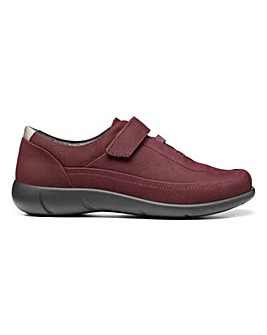 Hotter Skip Wide Fit Touch & Close Shoe