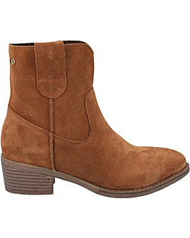 Hush Puppies Iva Ladies Ankle Boots