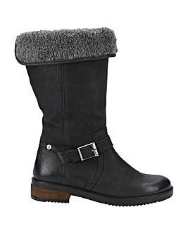 Hush Puppies Bonnie Ladies Mid Boots