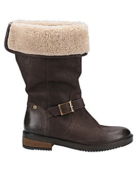 Hush Puppies Bonnie Ladies Mid Boots