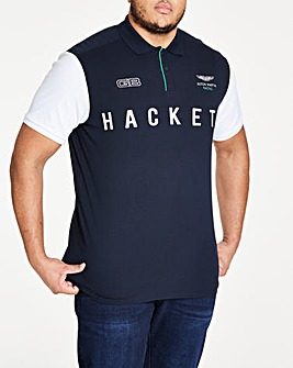 Hackett Amr Wings Polo