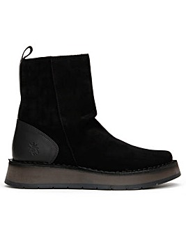 Fly London Reno Suede Ankle Boots