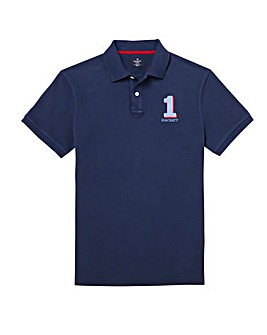 Hackett Number Polo