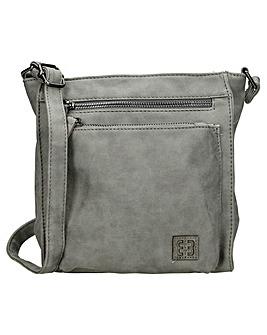 Enrico Benetti Ardeche Single Handle Faux Leather Shoulderbag