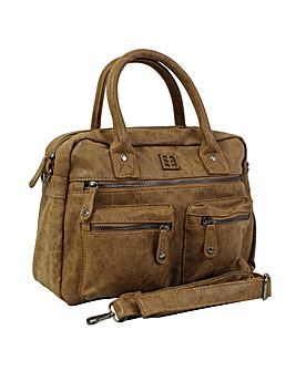Enrico Benetti Jura Faux Leather Handbag
