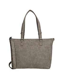 Enrico Benetti Kate 2 Handle Faux Leather Shoulderbag