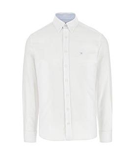 Hackett Yarn Dyed Oxford Shirt