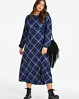 Supersoft Jersey Midi Dress
