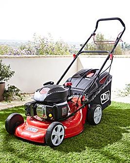 JDW 46cm Powerdrive Petrol Lawnmower