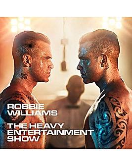 Robbie Williams Heavy entertainmentshow