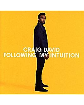 Craig David following my intuition