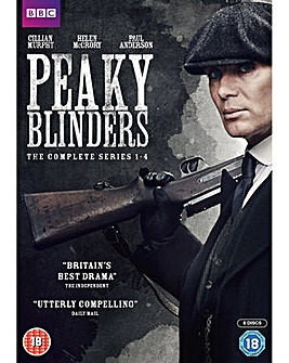 Peaky Blinders Season 1 To 4