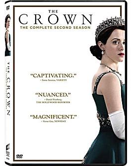 The Crown Season 2 DVD