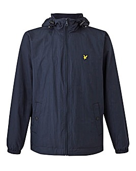 Lyle & Scott Fleece Lined Zip Jacket