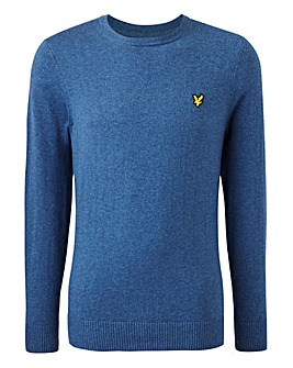 Lyle & Scott Merino Crew Neck Jumper